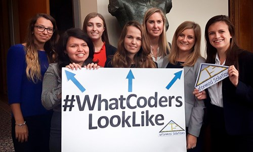 Girls who Code Campaign