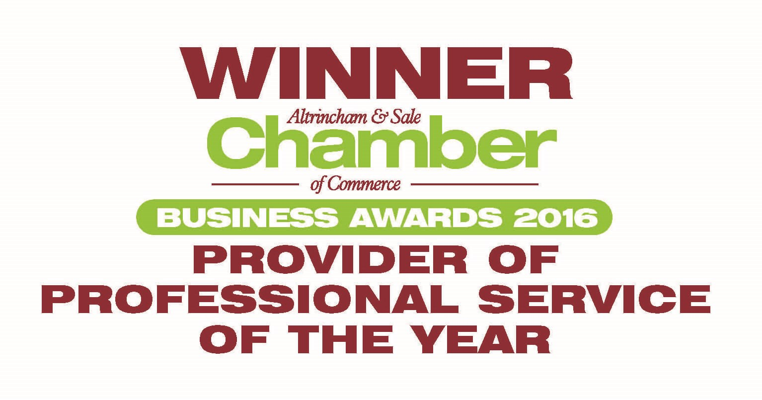Provider of Professional Service of the Year WINNER