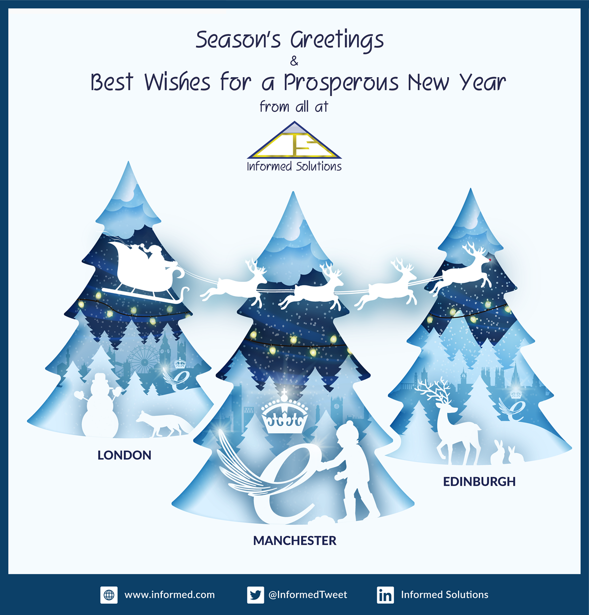 Season's Greetings from Informed Solutions!